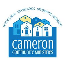 Cameron Community Ministries logo
